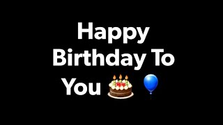 Tera Happy Birthday Song Status Video Download