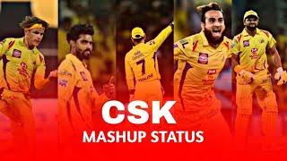 Chennai Super Kings Whatsapp Status Video CSK Status IPL